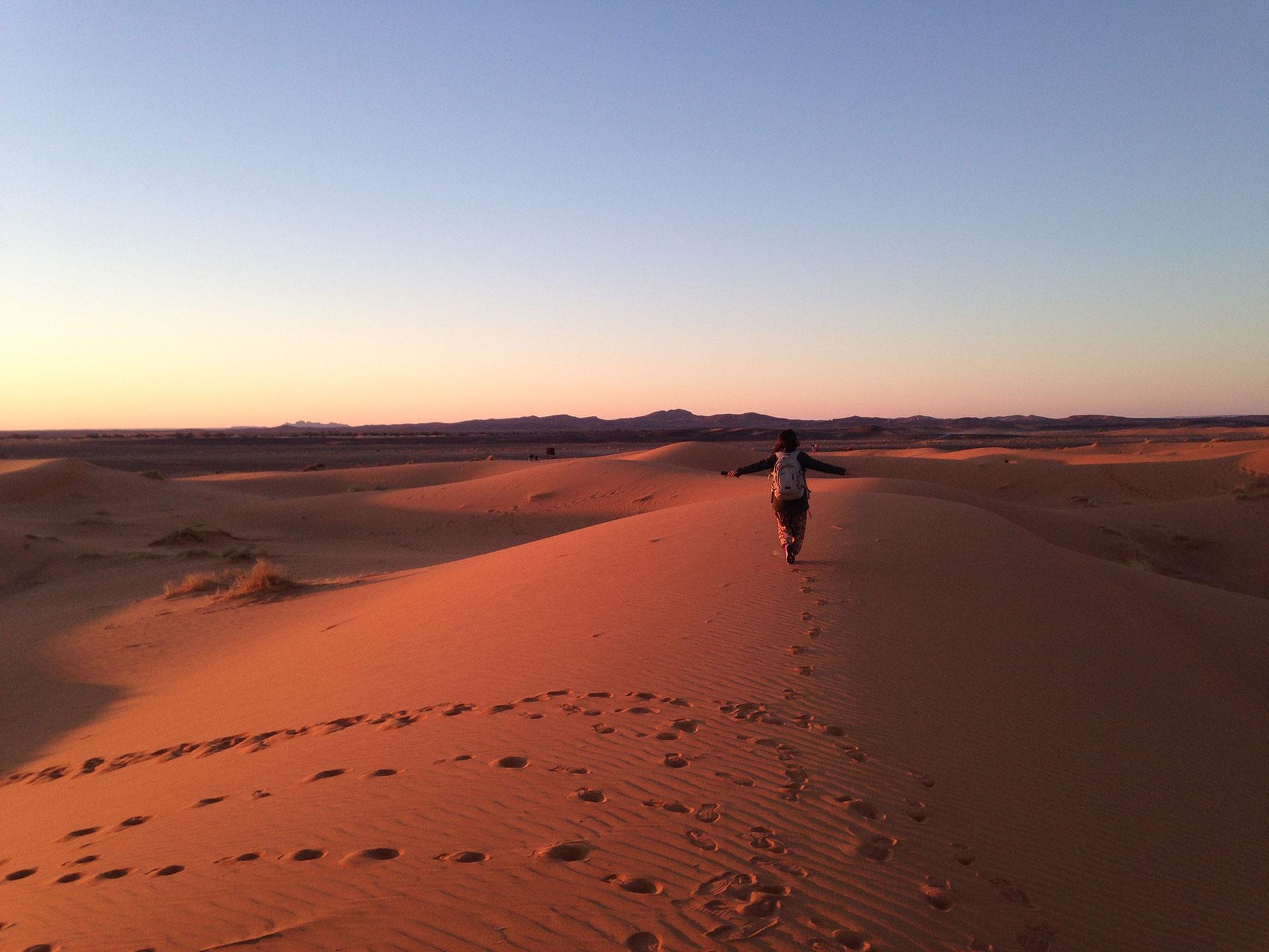Ταξίδι στο Μαρόκο - γυναικεία υπόθεση!